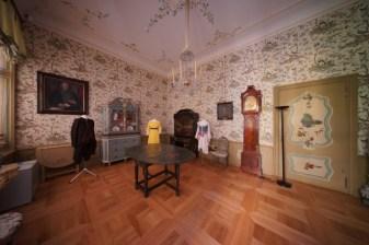 Wnętrza Domu Uphagena