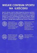 Wielkie Centrum Sportu na Ujeścisku i nad Jeziorem Osowskim