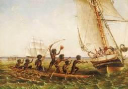 Canoe Aborygenów
