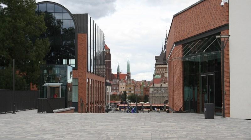 oś widokowa Forum Gdańsk
