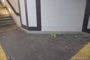 Kto i kiedy posprząta tunel w centrum Gdańska