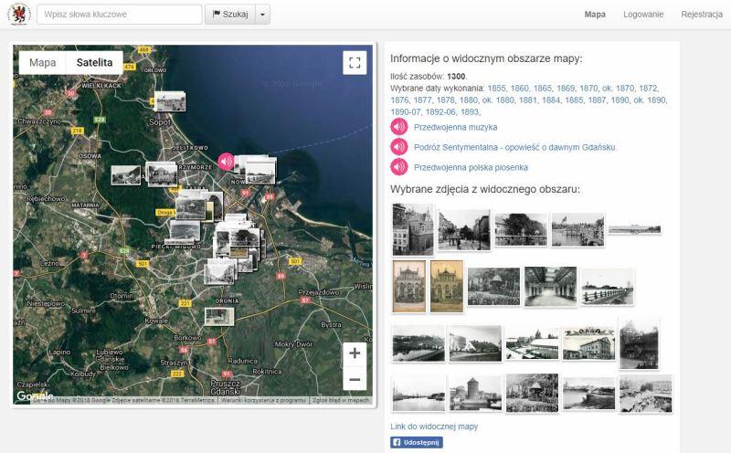 Katalog archiwaliów. www.muzeumpolski.pl, www.muzeumgdanska.pl