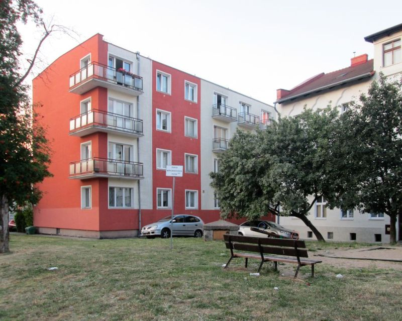 ulica Panieńska