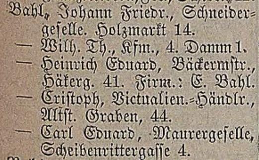 Księga adresowa 1869