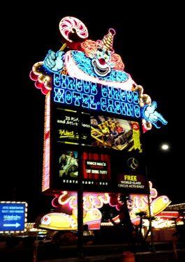 Cyrk Las Vegas