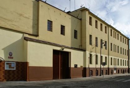 Więzienie Fordon w Bydgoszczy. Tutaj Gorgonowa odsiadywała swój wyrok do 3 września 1939 roku.