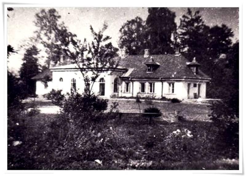 dwór w Krzyszkowicach
