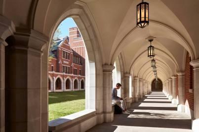 E. Bronson Ingram College. Nashville, Tennessee.