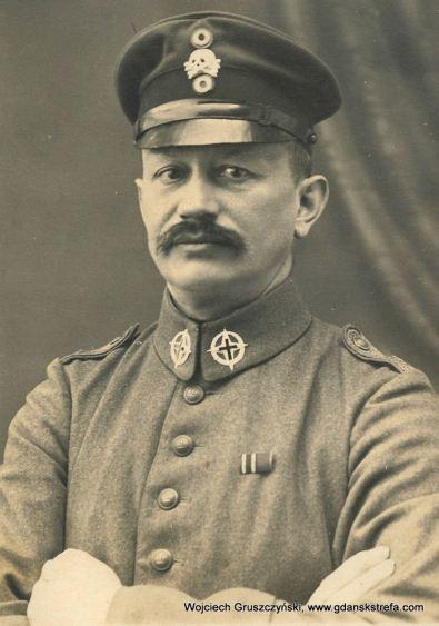 Członek jednego z korpusów ochotniczych (niem. Freikorps) w latach 1918 – 1921.