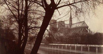 Katedra Notre Dame 1922