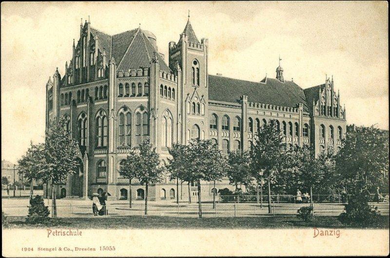 Oberrealschule zu St. Petri und Pauli