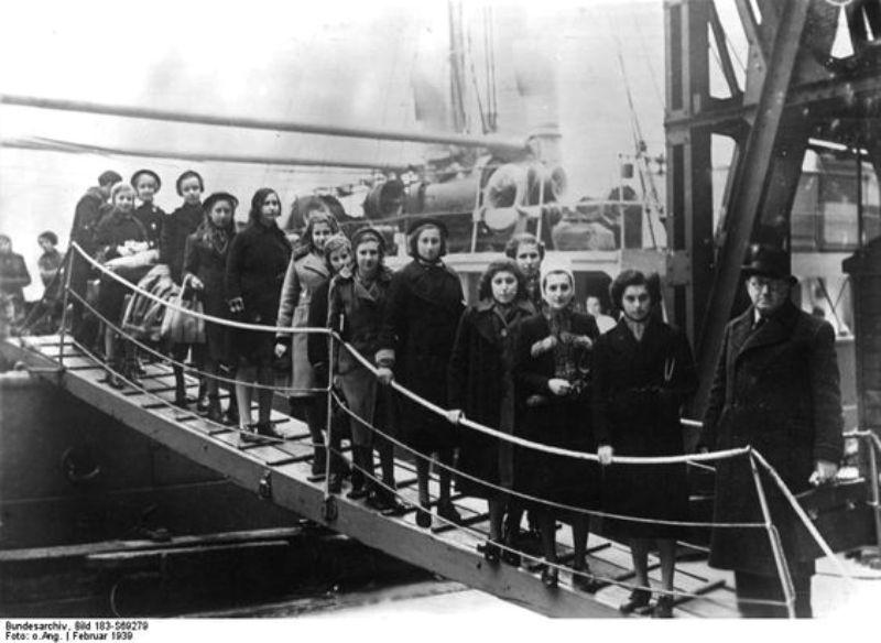 Kindertransport - polskie dzieci