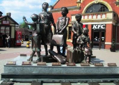 Kindertransport Gdańsk