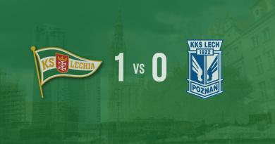 Lechia vs Lech Poznań