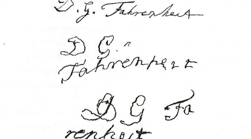 Daniel Gabriel Fahrenheit – pionier termometrii