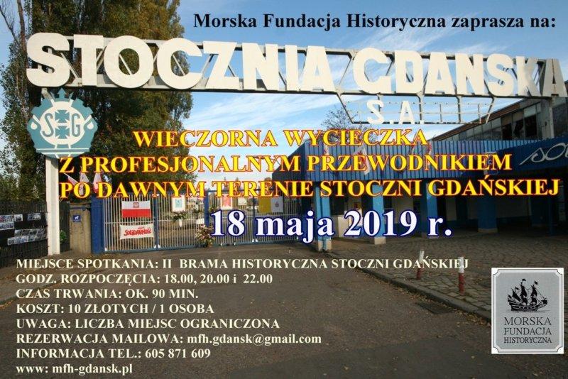 MFH plakat 18 maja 2019