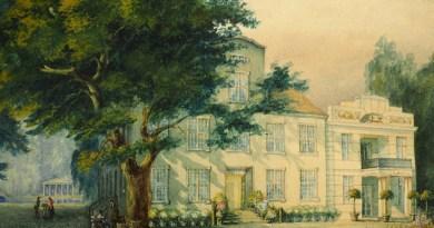 Dwór V w 1837
