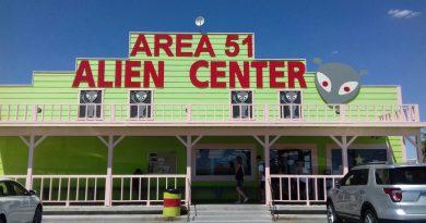 Ameryka: Strefa 51 – no trespassing!
