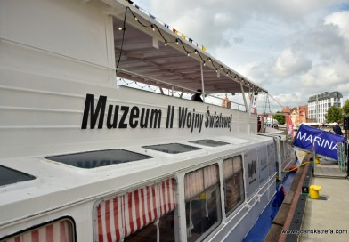 """Inauguracja  projektu """"Muzeum na wodzie"""" – rejs"""
