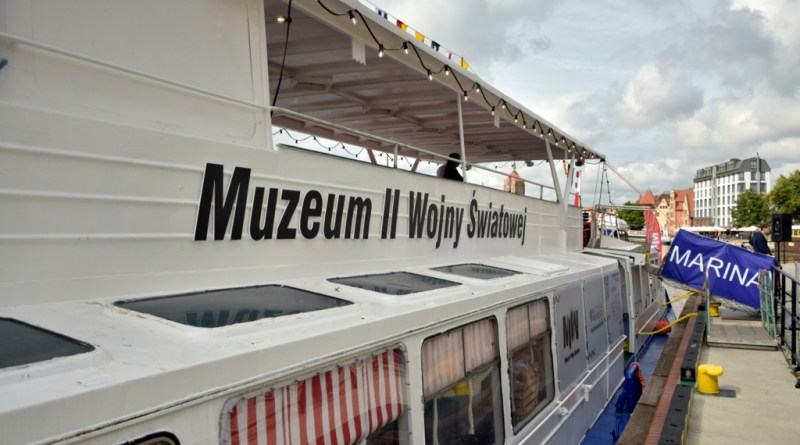 Muzeum na wodzie rejs