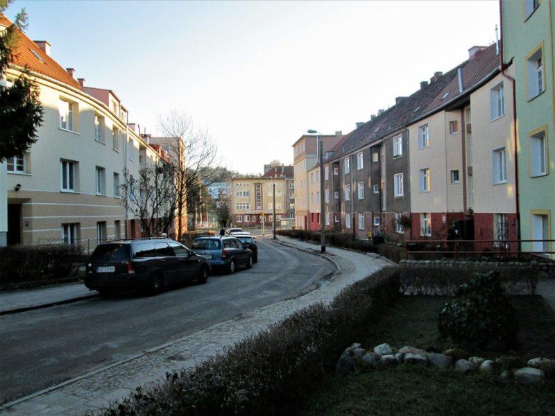 ulica Paska