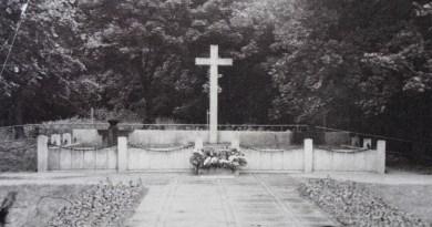Westerplatte odsłona 7: Cmentarz Obrońców Westerplatte