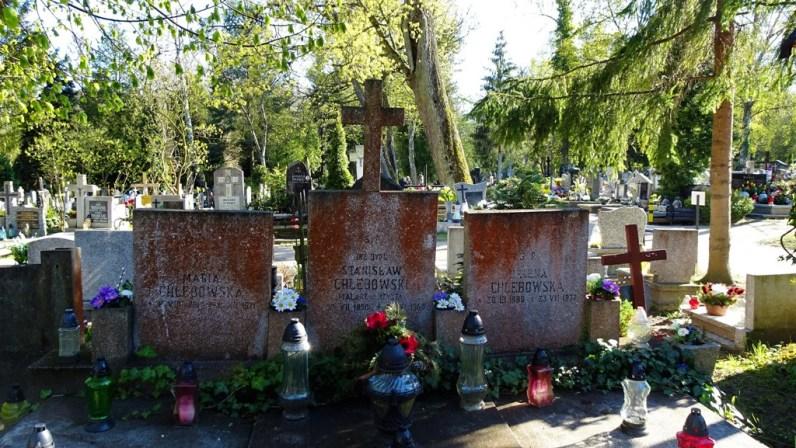 grobowiec Chlebowskich