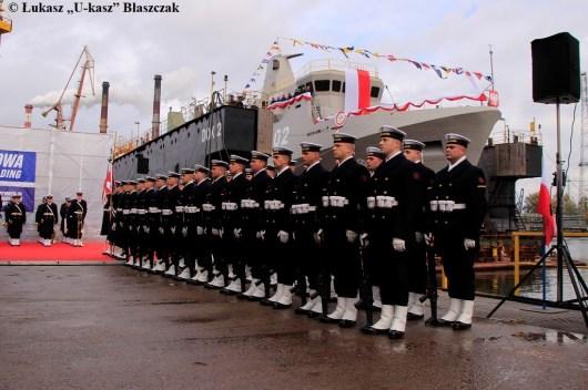 Kompania Reprezentacyjna Marynarki Wojennej.