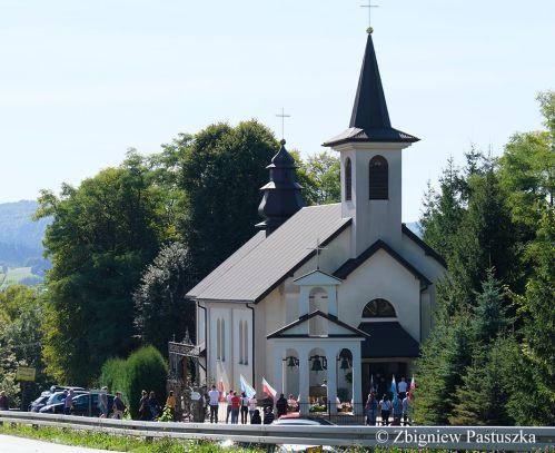 Kościół Rzymskokatolicki Pw. Matki Bożej Pięknej Miłości w Polańczyku