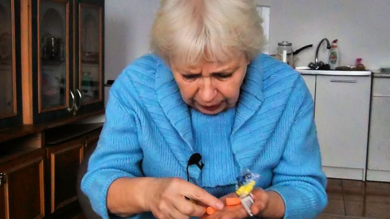 Gdańscy urzędnicy zaproponowali pani Swietłanie, aby poradziła sobie z hałasem poprzez zakupienie zatyczek do uszu. Nasza bohaterka tak zrobiła, jednak nie przyniosło to pożądanego rezultatu… (fot. Gazeta Bałtycka)