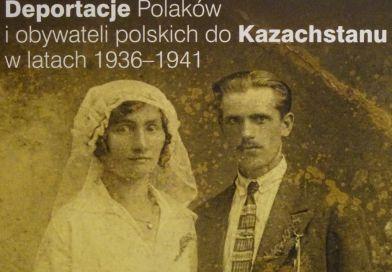 """Promocja książki """"Deportacje Polaków i obywateli polskich do Kazachstanu w latach 1936 – 1941"""""""
