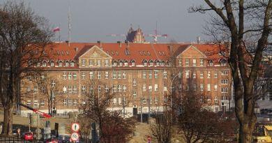 Dawny gmach Gimnazjum Polskiego w Gdańsku