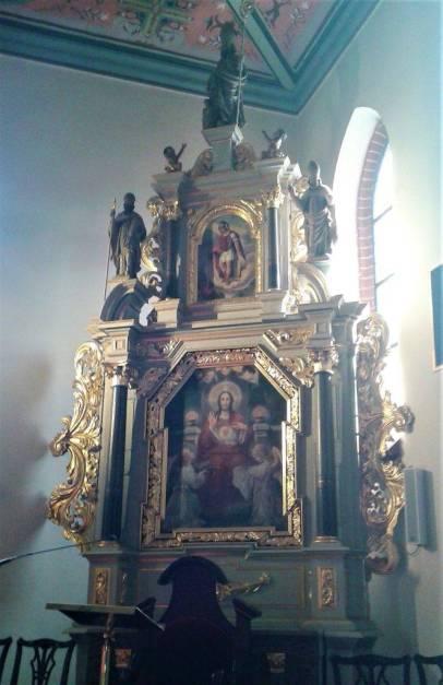 Ołtarz Chrystusa Króla