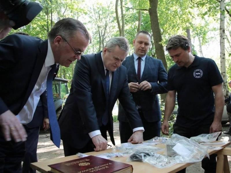 Wizyta MKiDN na Westerplatte