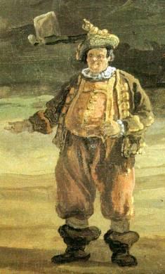 Joseph Fröhlich, sportretowany przez Bernardo Bellotto, zwany Canaletto (1747); źródło: Wikipedia.