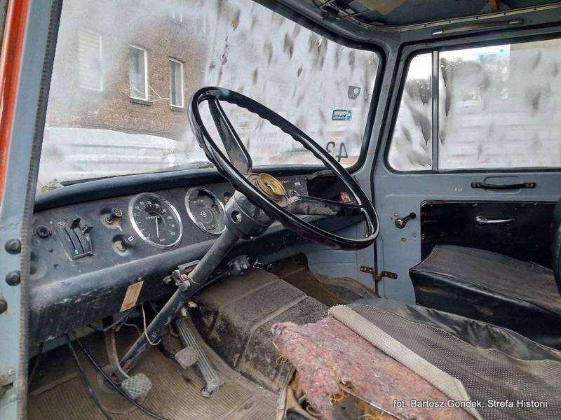 Opel Blitz B z połowy lat 60