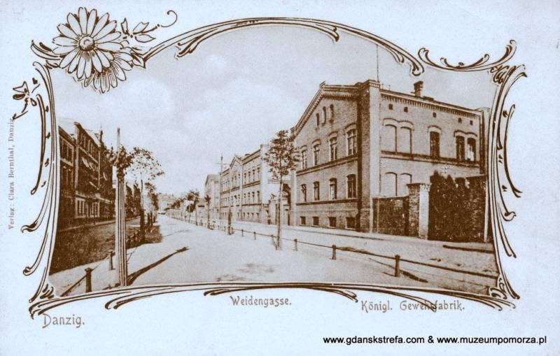 Staatsgewehrfabrik in Danzig (Państwowa Fabryka Karabinów w Gdańsku). W listopadzie 1918 r., fabryka formalnie utraciła statut Królewsko-Pruskiej jaką nosiła wcześniej w nazwie.