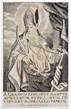 Święty Erazm