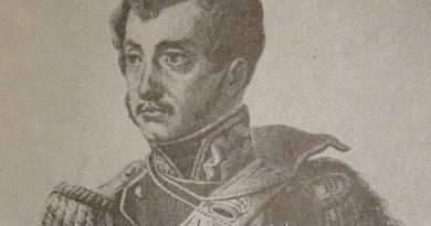 """Ks. Józef Poniatowski, litografia Goulu i Verniera, J. Skowronek, """"Ks. J. Poniatowski"""""""
