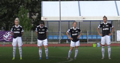 Piłkarki Akademii Piłkarskiej LG z historycznym zwycięstwem w Ekstralidze