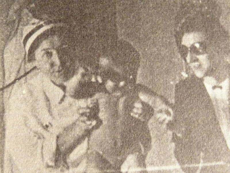Pielęgniarka Janina Jasielska, która pracowała w Poradni PCK przy Sandgrube