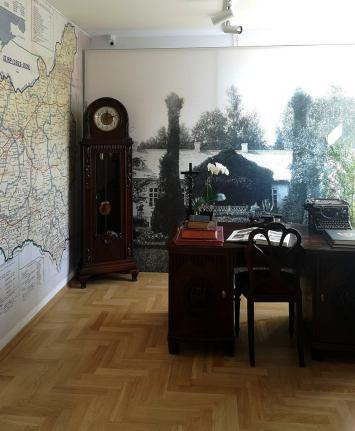 Malczewskiego 144, obecne wnętrze budynku