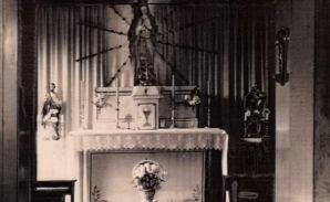 Malczewskiego 144, pierwsza kaplica