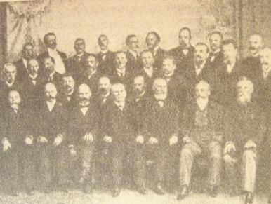 Absolwenci Szkoły Głównej w Warszawie, zjazd absolwentów w 1903 r.