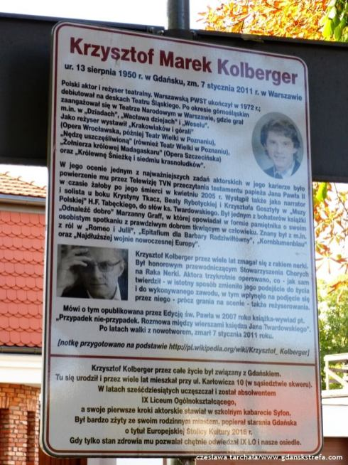 Skwer im. Krzysztofa Kolbergera