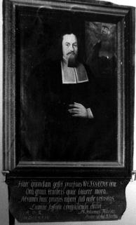 Portret pastora Weissatiusa