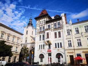 Kamienica pod Żabami, fot. bbfan.pl