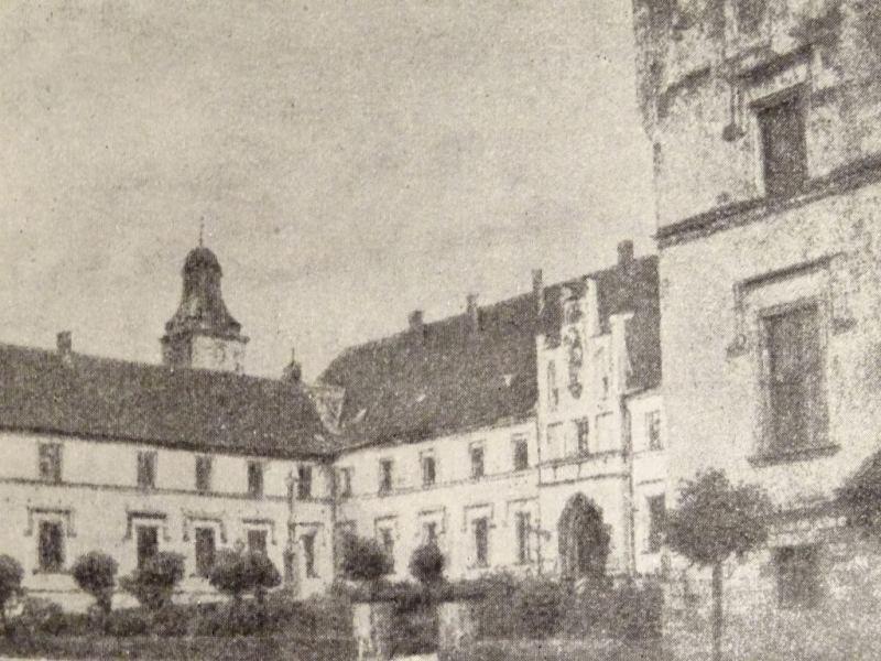 Klasztor w Pilchowicach