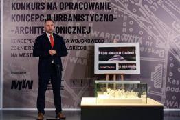 Konkurs na na koncepcję cmentarza wojskowego Żołnierzy Wojska Polskiego na Westerplatte
