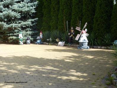 ozdoba ogrodu